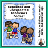 Expected and Unexpected Behaviors Packet