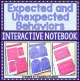 Expected and Unexpected Behaviors Interactive Notebook Activities