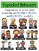 Expected and Unexpected Behaviors Posters