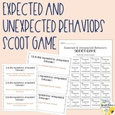 Expected and Unexpected Behaviors Scoot Game Counseling Game