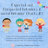 Expected and Unexpected Behaviors & Social Behavior Charts (Second Edition)