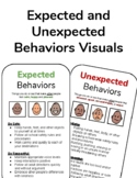 Expected and Unexpected Behaviors Visuals