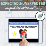 Expected and Unexpected DIGITAL Behavior Activity