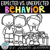 Expected vs. Unexpected Behavior
