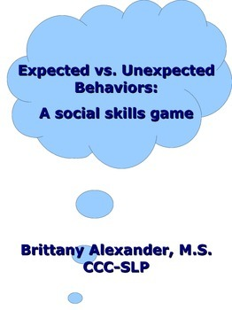 Expected vs. Unexpected Behavior Sorting