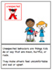 Expected vs. Unexpected Behavior at School (Adapted/Interactive Book)