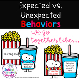 Expected vs Unexpected Behaviors, Popcorn & Soda Pop