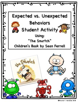 Expected vs. Unexpected Behaviors: Student Activity