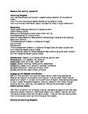 Expeditionary Grade 4 Module 2A Unit 2 Lesson 8