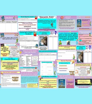 Expeditionary Learning 3rd Grade PowerPoint Bundle Module 3A Unit 1 Lessons 1-12