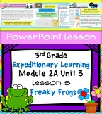 Expeditionary Learning 3rd Grade Power Point Lesson Module 2A Unit 3 Lesson 5