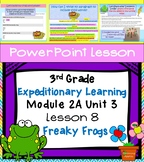 Expeditionary Learning 3rd Grade Power Point Lesson Module 2A Unit 3 Lesson 8