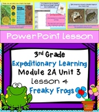 Expeditionary Learning 3rd Grade Power Point Lesson Module 2A Unit 3 Lesson 4