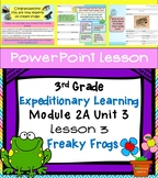 Expeditionary Learning 3rd Grade Power Point Lesson Module 2A Unit 3 Lesson 3