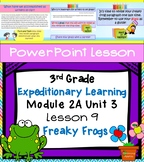 Expeditionary Learning 3rd Grade Power Point Lesson Module 2A Unit 3 Lesson 9
