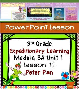 Expeditionary Learning 3rd Grade Power Point Lesson Module 3A Unit 1 Lesson 11