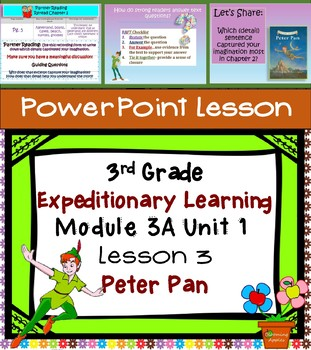 Expeditionary Learning 3rd Grade Power Point Lesson Module 3A Unit 1 Lesson 3