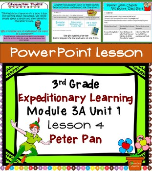 Expeditionary Learning 3rd Grade Power Point Lesson Module 3A Unit 1 Lesson 4