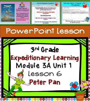 Expeditionary Learning 3rd Grade Power Point Lesson Module 3A Unit 1 Lesson 6