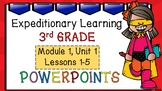 Engage NY Expeditionary Learning 3rd Grade PowerPoint Modu