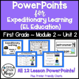 Expeditionary Learning (EL Education) 1st Grade Module 2 Unit 2 PowerPoints