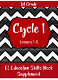 Expeditionary Learning (EL Education) Skills Block - First Grade - Cycle 1