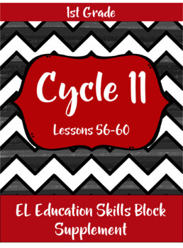 Expeditionary Learning (EL Education) Skills Block - First Grade - Cycle 11