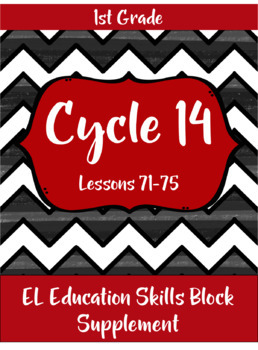 Expeditionary Learning (EL Education) Skills Block - First Grade - Cycle 14