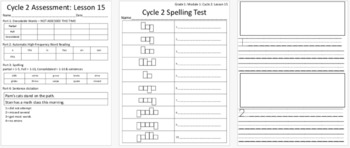 Expeditionary Learning (EL Education) Skills Block - First Grade - Cycle 19