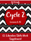 Expeditionary Learning (EL Education) Skills Block - First Grade - Cycle 2