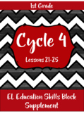 Expeditionary Learning (EL Education) Skills Block - First Grade - Cycle 4