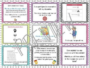 Expeditionary Learning (EL) Kindergarten Module 1: Unit 1 Powerpoints