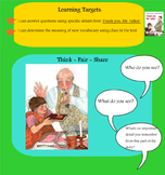 Expeditionary Learning Engage NY Module 1 Unit 2 Lesson 2 grade 3