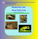 Expeditionary Learning Engage NY Module 2a Unit 3 Lesson 1 grade 3