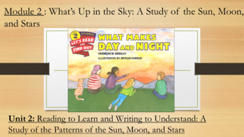 Expeditionary Learning First Grade PowerPoint Module 2 Unit 2 (Editable)