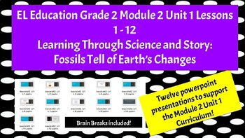 Expeditionary Learning Grade 2 M2 U1 Lessons 1 - 12