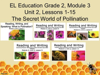 Expeditionary Learning Grade 2 M3 U2 Lessons 1-15