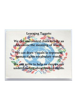 Expeditionary Learning Grade 5, Module 1, Unit 1, Lesson 3 Flipchart