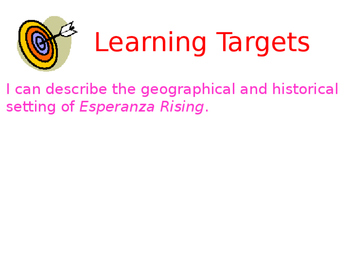 Expeditionary Learning Grade 5 Module 1 Unit 2 Lesson 1