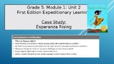 Expeditionary Learning Grade 5, Module 1, Unit 2 Power Poi