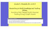 Expeditionary Learning Grade 5, Module 2B, Unit 3 Flipchar