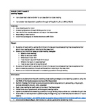 Expeditionary Learning Module 1 Unit 1 Modified Grade 4 Sp