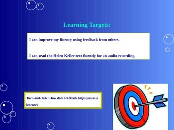 Expeditionary Learning Module 1 Unit 2 Lesson 10