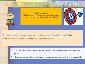Expeditionary Learning Module 1 Unit 2 Lesson 2