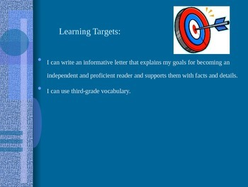 Expeditionary Learning Module 1 Unit 2 Lesson 7