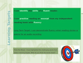 Expeditionary Learning Module 1 Unit 2 Lesson 8