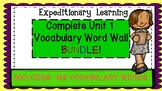 Engage NY Expeditionary Learning Module 1 Vocabulary Word