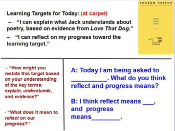 Expeditionary Learning Module 1B, 4th grade ELA, Unit 1, Lesson 5