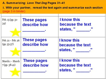 Expeditionary Learning Module 1B, 4th grade ELA, Unit 1, Lesson 7