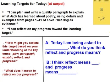 Expeditionary Learning Module 1B, 4th grade ELA, Unit 1, Lesson 8